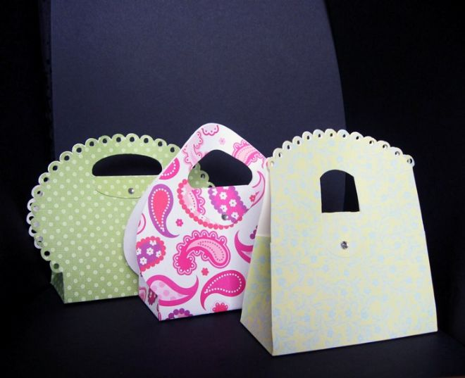 Set of 3 Gift Bags